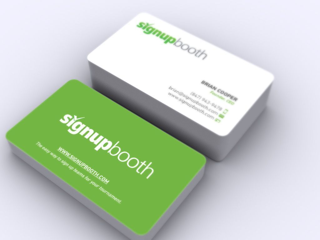 Business Card that represents your brand - MadridNYC